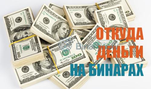 Бинарный опцион слив депозита